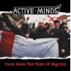 "ACTIVE MINDS ""Turn Back the Tide of Bigotry"" LP"
