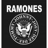 RAMONES (logo z orzełkiem) oliwkowy T-shirt