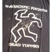 AGNOSTIC FRONT - Dead Yuppies T-shirt