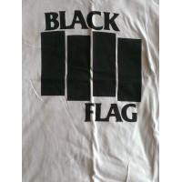 BLACK FLAG logo - lady shirt