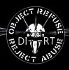 "DIRT ""Object refuse reject abuse"" ekran"