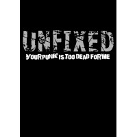 "UNFIXED ""Your Punk Is Too Dead For Me"" lady shirt"