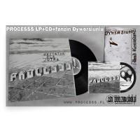 """PROCESSS """"Wszystko dla jutra"""" LP+CD"""