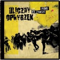 """ULICZNY OPRYSZEK """"Na zawsze punk"""" LP+DVD"""