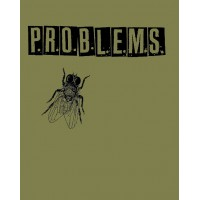 P.R.O.B.L.E.M.S. - Fly (problems) T-shirt (olive green)