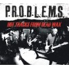 "P.R.O.B.L.E.M.S.""Hot Tracks From Dead Wax"" LP red vinyl (limited edition)"