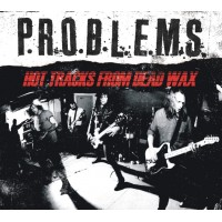 "P.R.O.B.L.E.M.S.""Hot Tracks From Dead Wax"" LP - czerwony (limit)"