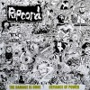 "RIPCORD ""Discography 1 (The damage Is Done / Defiance Of Power)"" LP"