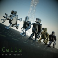 "SCUM OF TOYTOWN ""Cells"" LP"