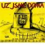 """UZ JSME DOMA """"Uprostřed Slov – In The Middle Of Words"""" CD"""