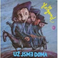 "UZ JSME DOMA ""Hollywood"" CD"