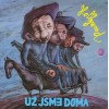 "UZ JSME DOMA ""Hollywood"" 2x10""LP"