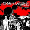 """JENKEM WARRIORS """"Hvite Løgner"""" LP"""