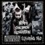 "MATKA TERESA / SUFFERING MIND ""Next children generation"" split 7""EP"