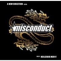 """MISCONDUCT """"A new direction"""" CD"""