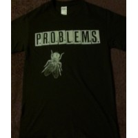 P.R.O.B.L.E.M.S. - Mucha (problems) T-shirt (czarna)