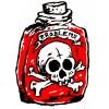 P.R.O.B.L.E.M.S. - Bottle (problems) T-shirt