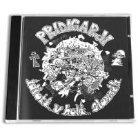 """PRIDIGARJI """"Idioti w hali slavnih"""" CD"""