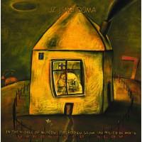 """UZ JSME DOMA """"Uprostřed Slov – In The Middle Of Words – Pośrodku słów"""" 2x10""""LP"""