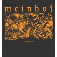 "MEINHOF ""Endless War"" T-shirt (szara - LIMIT)"