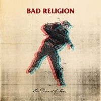 "BAD RELIGION ""The Dissent Of Man"" LP+CD"