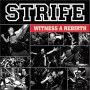 "STRIFE ""Witness A Rebirth"" CD"