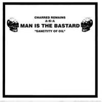 "MAN IS THE BASTARD / BIZARRE UPROAR  split 10""LP"
