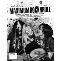Maximumrocknroll *394 (March 2016)