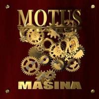 """MOTUS VITA EST """"Mašina"""" LP Transparent Red Edition"""
