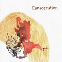 "CONSECRATION ""Grob"" LP Transparent Magenta Edition"