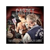 """CASTET """"Twardsi niż najtwardsza garda"""" CD"""