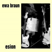 "EWA BRAUN ""Esion"" 180gr limit  2xLP"