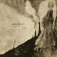 """ANOPHELI """"A Hunger Rarely Sated"""" LP"""