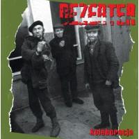 """DEZERTER """"Kolaboracja"""" LP olive green vinyl"""
