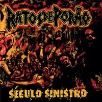 """RATOS DE PORAO """"Seculo Sinistro"""" LP"""