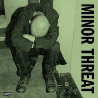 MINOR THREAT  LP (zielona okładka, 2016)