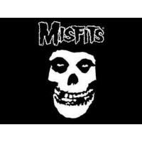 MISFITS (skull) ekran