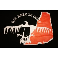 """His Hero Is Gone """"Fool's Gold""""  T-shirt"""