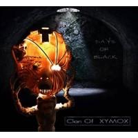 "CLAN OF XYMOX ""Days Of Black"" CD"