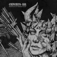 "CURSED ""Three -  Architects Of Troubled Sleep"" LP  (biało-czarny ix)"