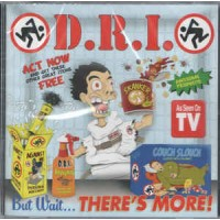 """D.R.I. """"But Wait, There's More!"""" (DRI) 7""""EP"""