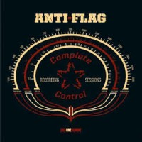 "ANTI-FLAG ""Complete Control Recording Sessions"" 10""LP"