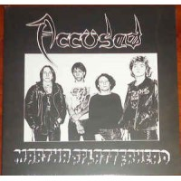 "ACCUSED ""Martha Splatterhead"" LP"