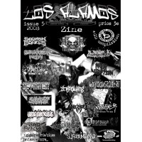 Los Alamos *5 zine + CD