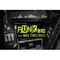 A Punk Tour with Inner Terrestrials. Photo book. [Benedetta Bassi] album