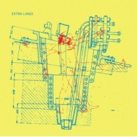 """EXTRA LUNGS  7""""EP"""