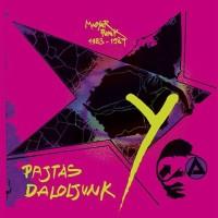 "v/a ""Pajtas daloljunk Y. Magyar Punk 1983-1987"" LP"