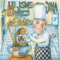 "UZ JSME DOMA ""MEdley YOUdley - SEStrih BRAtrih"" LP 180gr limit"