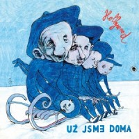"UZ JSME DOMA ""Hollywood"" LP (winter version – white vinyl)"