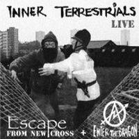"INNER TERRESTRIALS ""Escape from New Cross + Enter the dragon"" digipack CD"